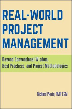 Real World Project Management (eBook, PDF) - Perrin, Richard