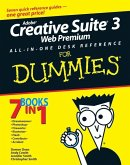 Adobe Creative Suite 3 Web Premium All-in-One Desk Reference For Dummies (eBook, PDF)