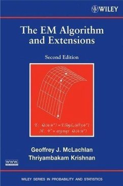 The EM Algorithm and Extensions (eBook, PDF) - Mclachlan, Geoffrey; Krishnan, Thriyambakam