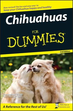 Chihuahuas For Dummies (eBook, PDF) - O'Neil, Jacqueline