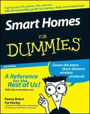 Smart Homes For Dummies (eBook, PDF)