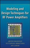 Modeling and Design Techniques for RF Power Amplifiers (eBook, PDF)