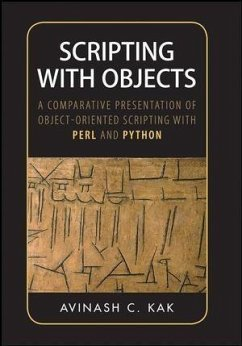 Scripting with Objects (eBook, PDF) - Kak, Avinash C.