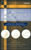Statistical Advances in the Biomedical Sciences (eBook, PDF)