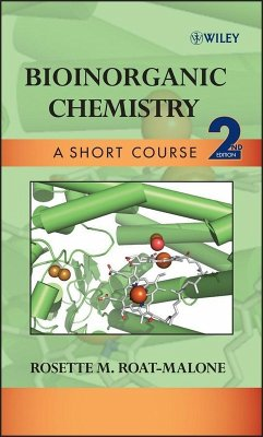 Bioinorganic Chemistry (eBook, PDF) - Roat-Malone, Rosette M.