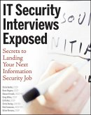 IT Security Interviews Exposed (eBook, PDF)