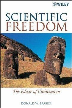 Scientific Freedom (eBook, PDF) - Braben, Donald W.