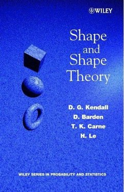 Shape and Shape Theory (eBook, PDF) - Kendall, D. G.; Barden, D.; Carne, T. K.; Le, H.