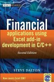 Financial Applications using Excel Add-in Development in C / C++ (eBook, PDF)