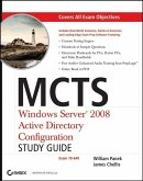 MCTS Windows Server 2008 Active Directory Configuration Study Guide (eBook, PDF)