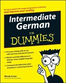 Intermediate German For Dummies (eBook, PDF)