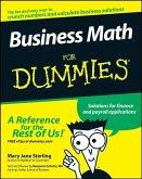 Business Math For Dummies (eBook, PDF)