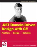 .NET Domain-Driven Design with C# (eBook, PDF)