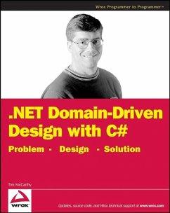 .NET Domain-Driven Design with C# (eBook, PDF) - McCarthy, Tim
