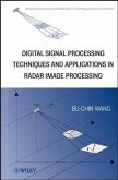 Digital Signal Processing Techniques and Applications in Radar Image Processing (eBook, PDF)