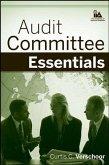 Audit Committee Essentials (eBook, PDF)
