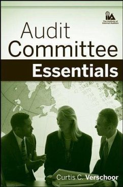 Audit Committee Essentials (eBook, PDF) - Verschoor, Curtis C.