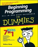 Beginning Programming All-in-One Desk Reference For Dummies (eBook, PDF)