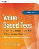 Value-Based Fees (eBook, PDF)