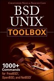 BSD UNIX Toolbox (eBook, PDF)