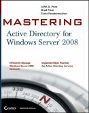 Mastering Active Directory for Windows Server 2008 (eBook, PDF)