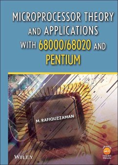 Microprocessor Theory and Applications with 68000/68020 and Pentium (eBook, PDF) - Rafiquzzaman, M.