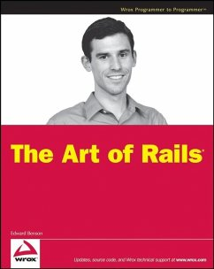 The Art of Rails (eBook, PDF) - Benson, Edward
