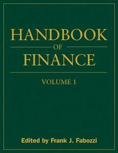 Handbook of Finance, Volume 1, Financial Markets and Instruments (eBook, PDF)