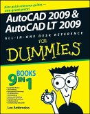 AutoCAD 2009 and AutoCAD LT 2009 All-in-One Desk Reference For Dummies (eBook, PDF)