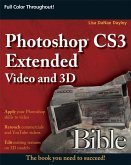 Photoshop CS3 Extended Video and 3D Bible (eBook, PDF)