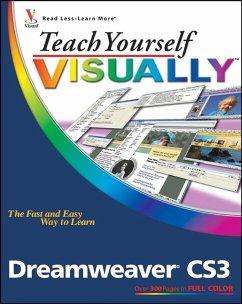 Teach Yourself VISUALLY Dreamweaver CS3 (eBook, PDF) - Warner, Janine