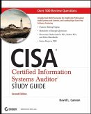 CISA Certified Information Systems Auditor Study Guide (eBook, PDF)
