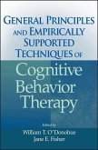 General Principles and Empirically Supported Techniques of Cognitive Behavior Therapy (eBook, PDF)