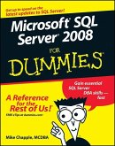 Microsoft SQL Server 2008 For Dummies (eBook, PDF)