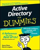 Active Directory For Dummies (eBook, PDF)