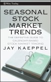 Seasonal Stock Market Trends (eBook, PDF)