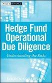 Hedge Fund Operational Due Diligence (eBook, PDF)