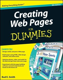 Creating Web Pages For Dummies (eBook, ePUB) - Smith, Bud E.