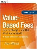 Value-Based Fees (eBook, ePUB)
