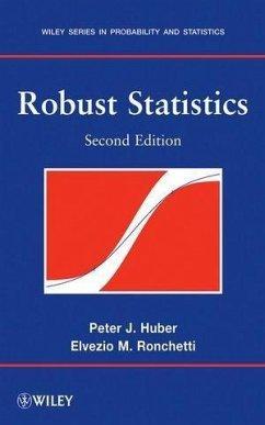 Robust Statistics (eBook, PDF) - Huber, Peter J.; Ronchetti, Elvezio M.
