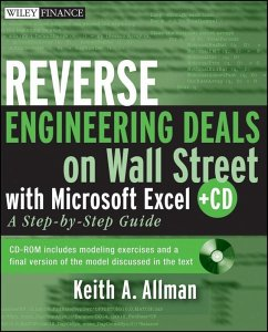 Reverse Engineering Deals on Wall Street with Microsoft Excel (eBook, PDF) - Allman, Keith A.