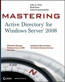 Mastering Active Directory for Windows Server 2008 (eBook, ePUB)