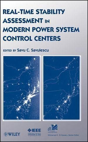 Real-Time Stability Assessment in Modern Power System Control Centers  (eBook, PDF)