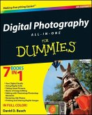 Digital Photography All-in-One Desk Reference For Dummies (eBook, ePUB)