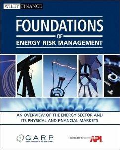 Foundations of Energy Risk Management (eBook, PDF)