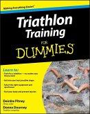 Triathlon Training For Dummies (eBook, PDF)