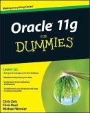 Oracle 11g For Dummies (eBook, PDF)