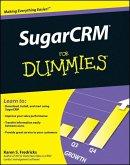 SugarCRM For Dummies (eBook, PDF)