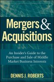 Mergers & Acquisitions (eBook, ePUB)