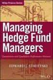 Managing Hedge Fund Managers (eBook, ePUB)
